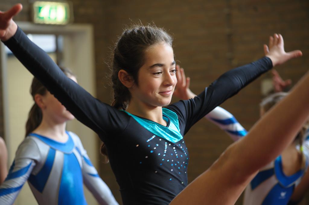 Miniwedstrijd @ Gymzaal Meerssen-West | Meerssen | Limburg | Nederland
