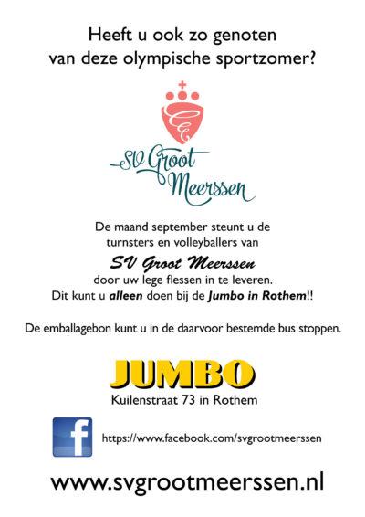 Lege flessenactie Jumbo Rothem @ Rothem | Meerssen | Limburg | Nederland